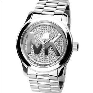 Michael Kors Runway Ladies Wristwatch